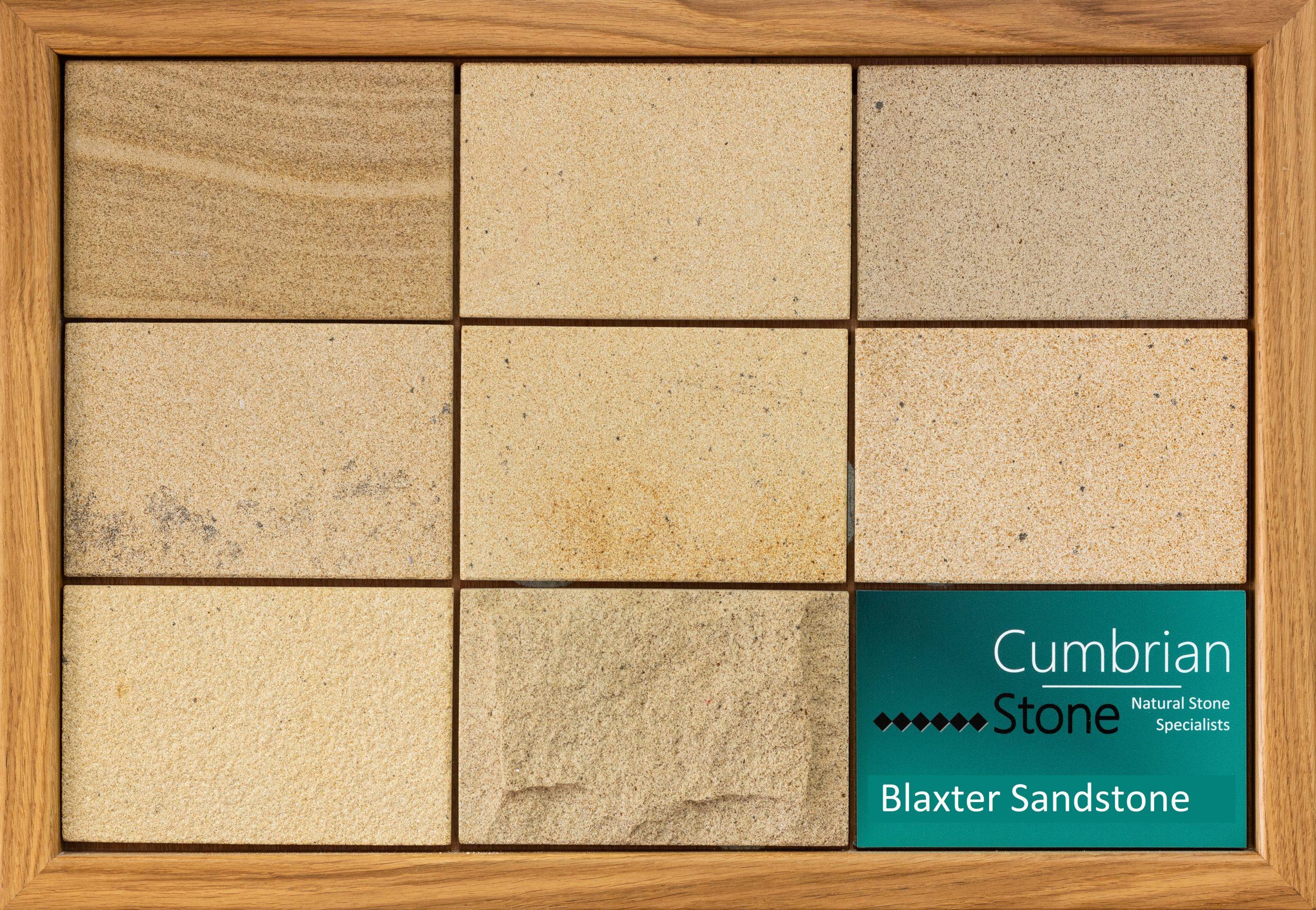 Blaxter Sandstone Variations