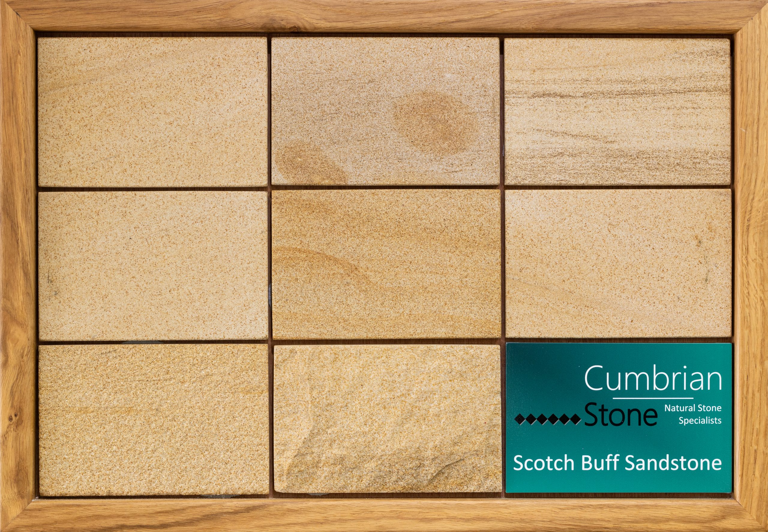 Scotch Buff Sandstone Variations