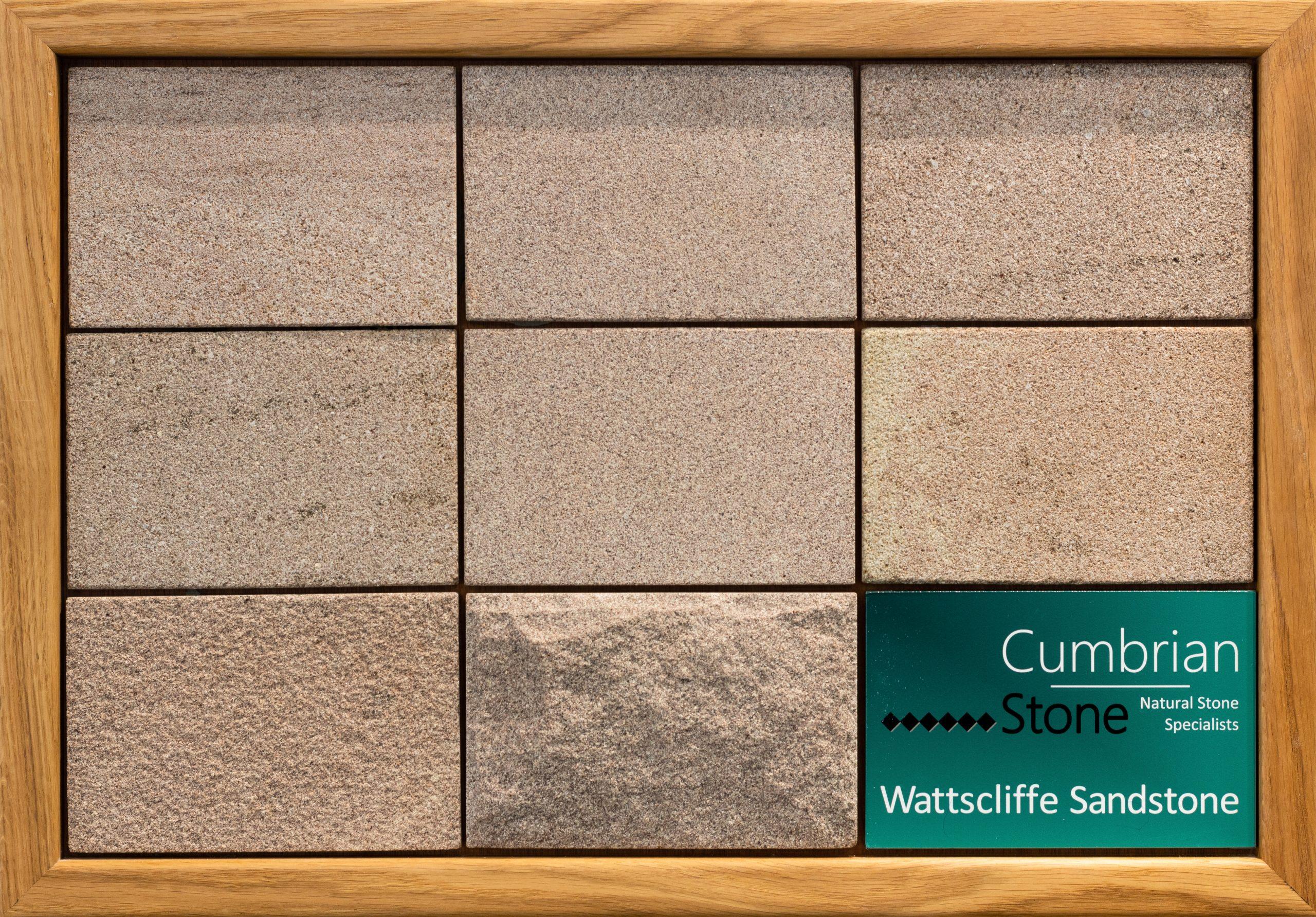 Wattscliffe Sandstone Variations