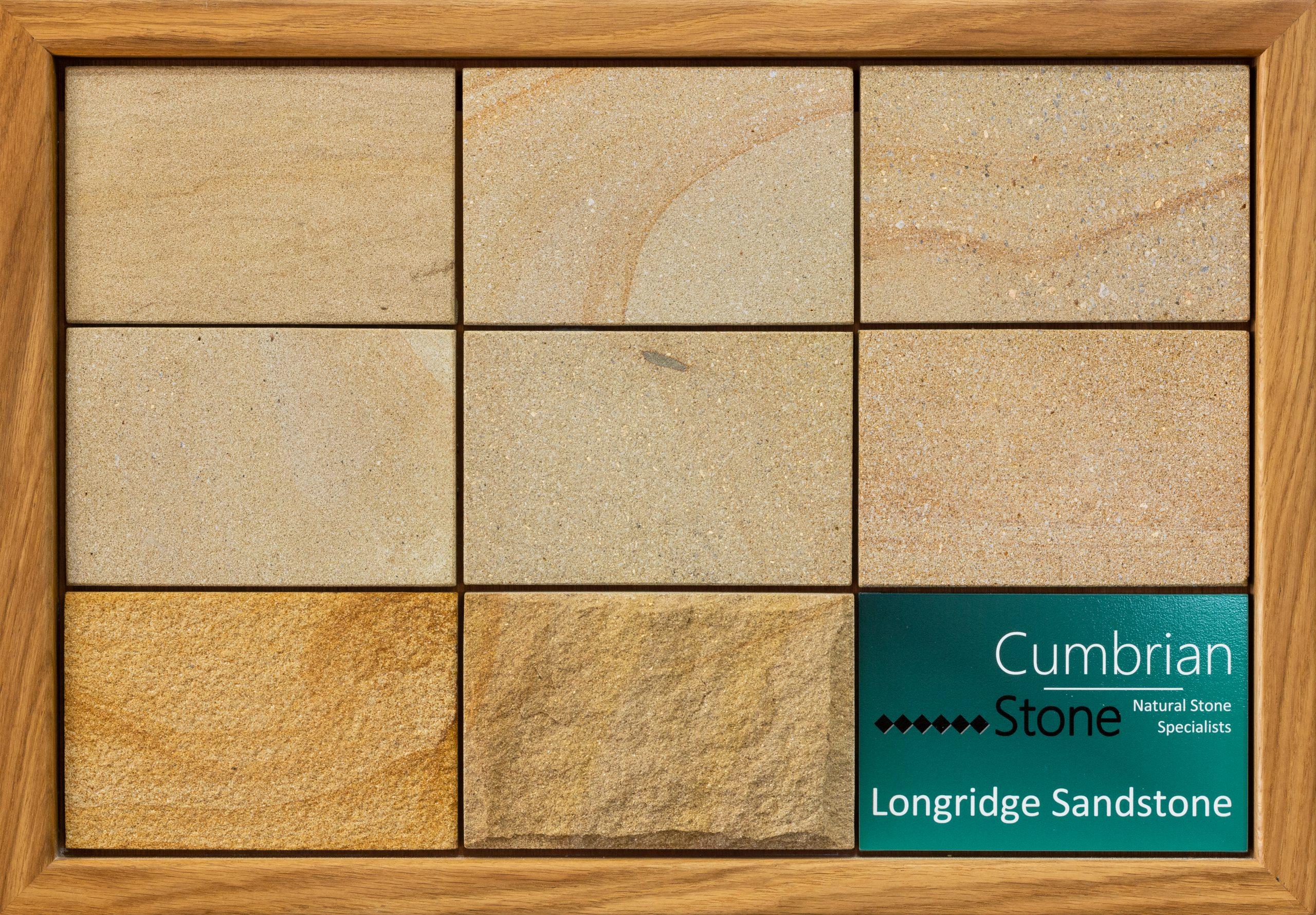 Longridge Sandstone Variations