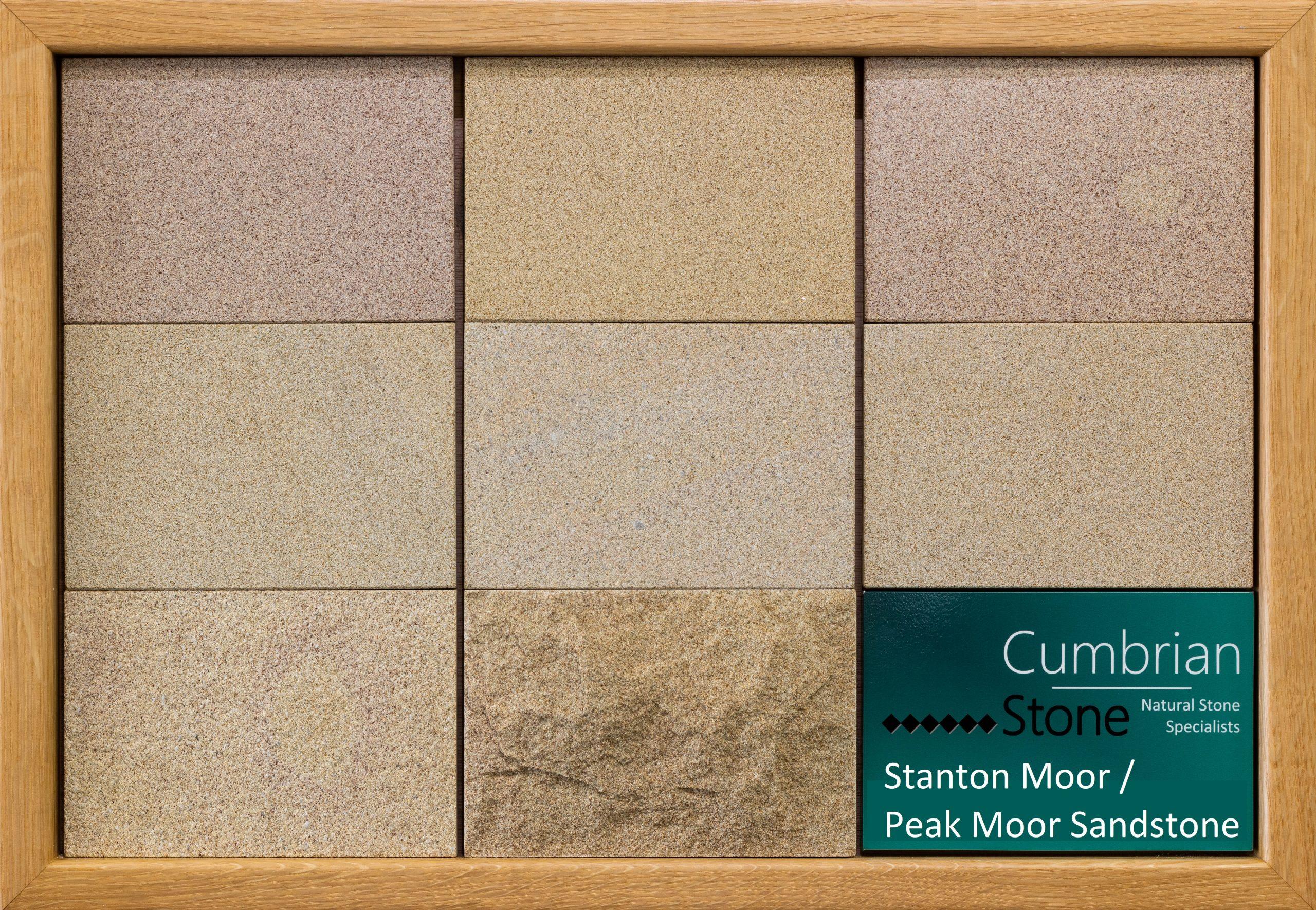 Stanton Moor and Peak Moor Sandstone Variations