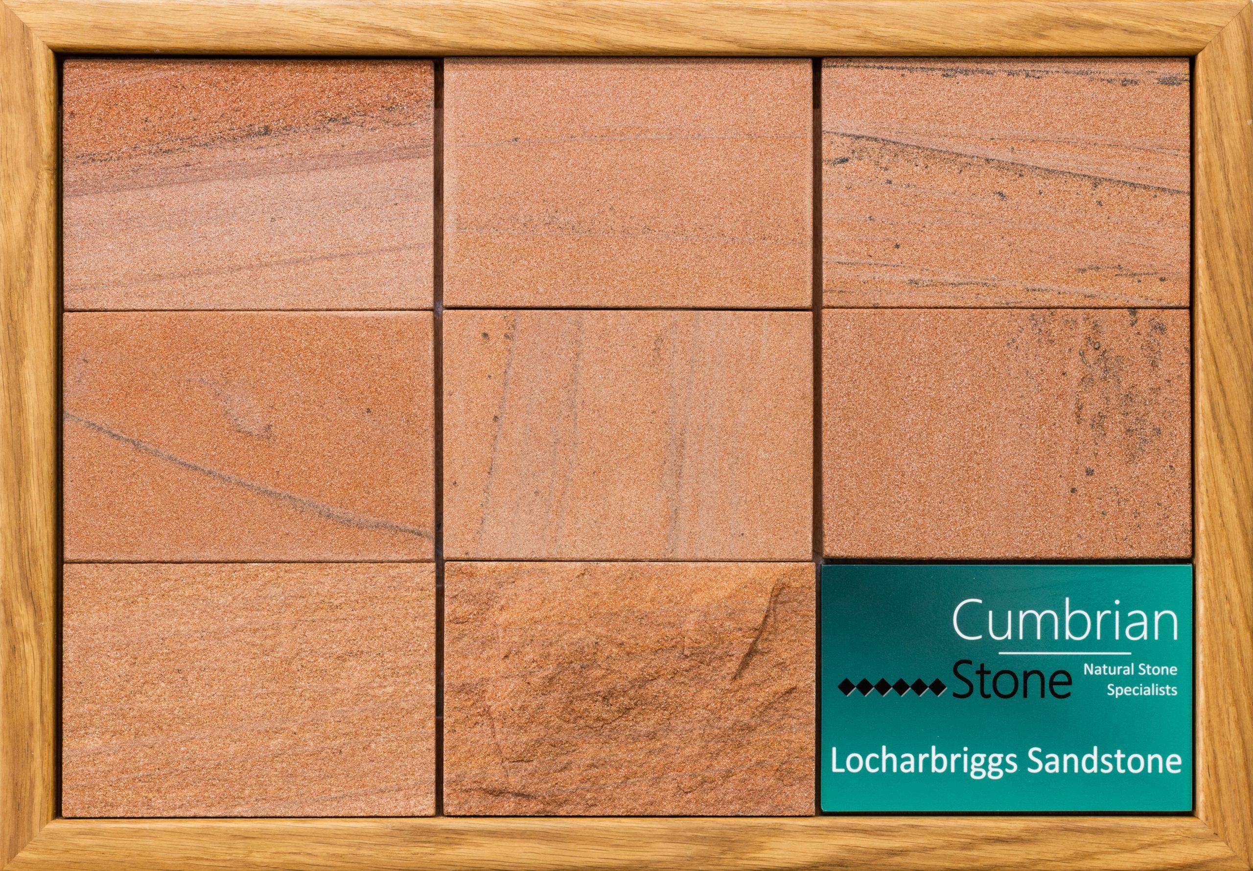 Locharbriggs Sandstone Variations