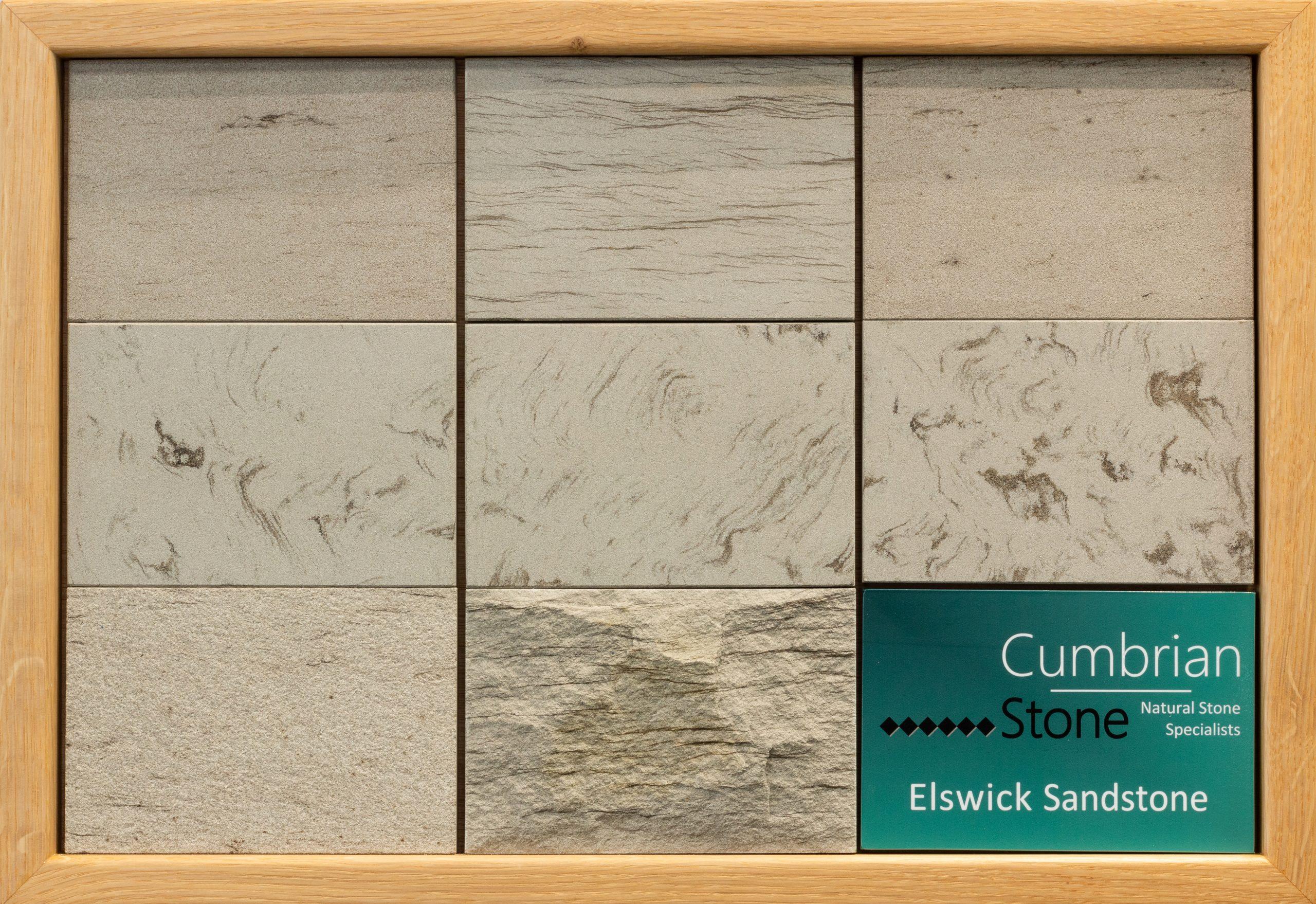 Elswick Sandstone Variations
