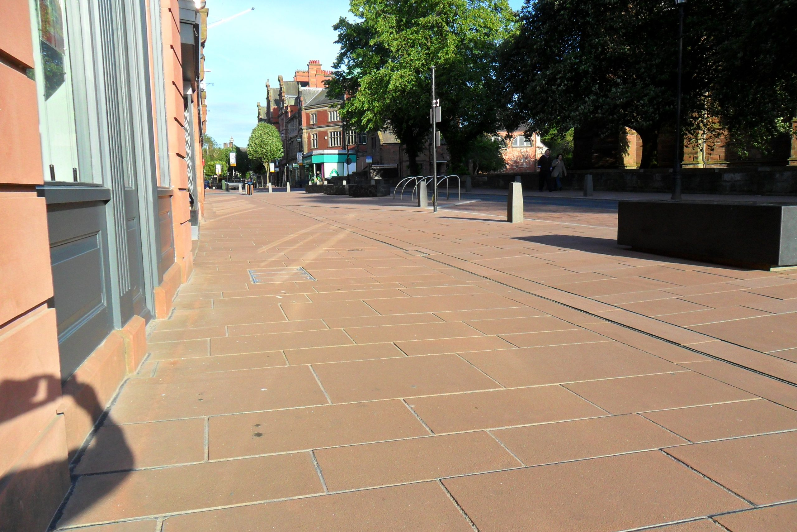 Lazonby Paving by Cumbrian Stone