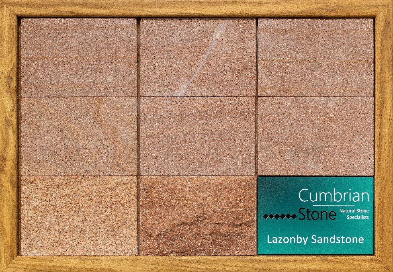 Lazonby Sandstone Variations