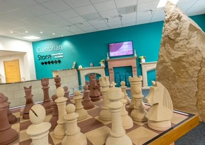 The Showroom at Cumbrian Stone