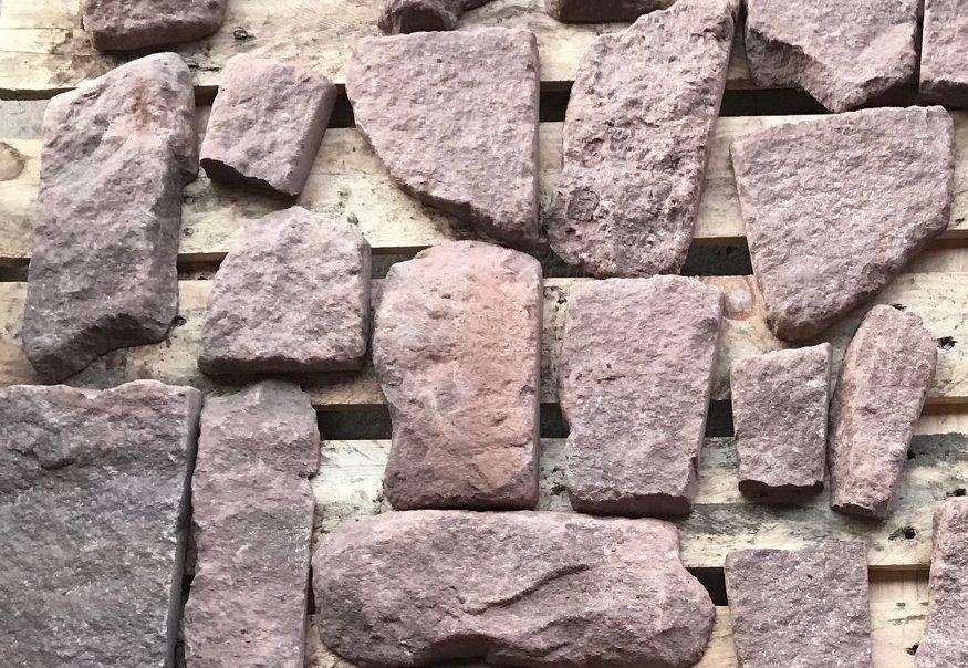 Thin Sandstone Walling Slips