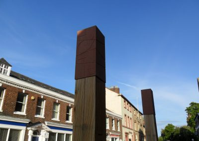 Sandstone Finial by Cumbrian Stone